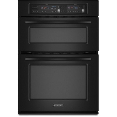 Get Quotations Kitchenaid KEMS308SBL 30 Built In Microwave Oven Combination