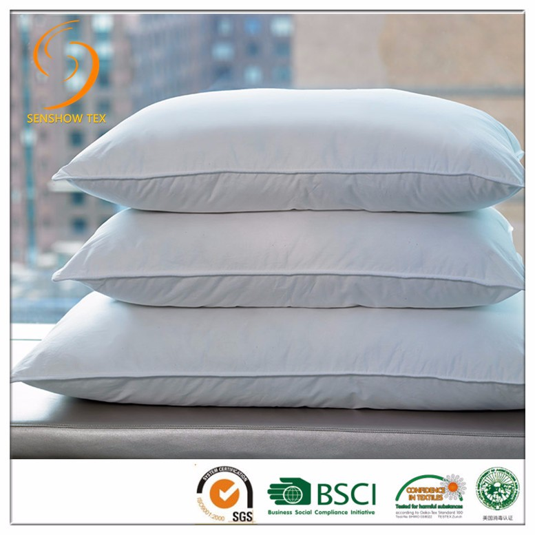 High quality hotel pillow soft and cozy pillow company