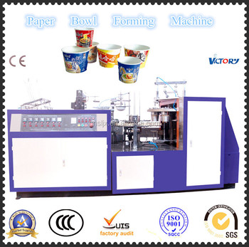 popcorn paper bowl making machine