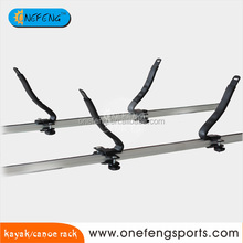aluminum V rack Kayak Carrier Fishing Kayak Rack Kayak Roof Rack