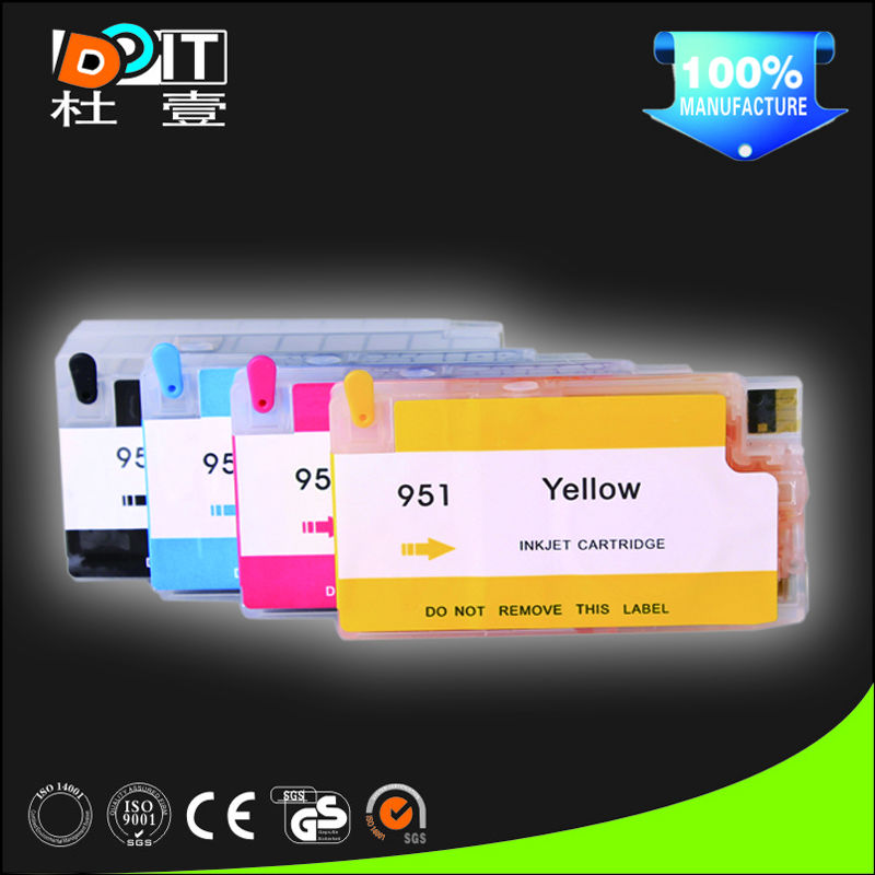 bulk buy from china,text at least 3 times !!!use for hp 8610 ink cartridge