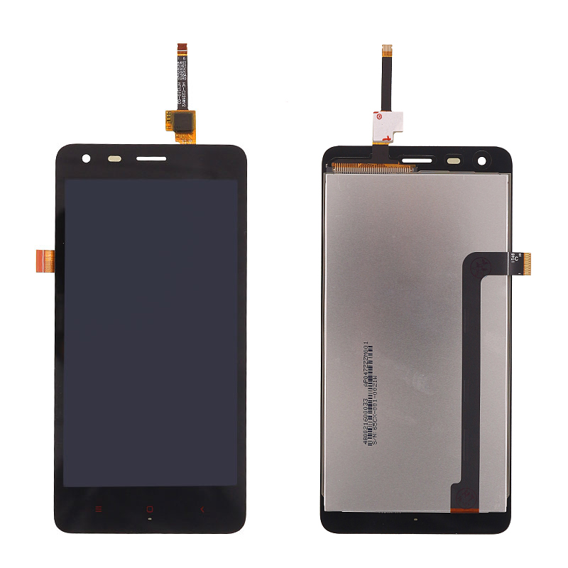 China mobile phone LCD display replacement for Xiaomi Redmi 2 LCD touch screen digitizer assembly фото