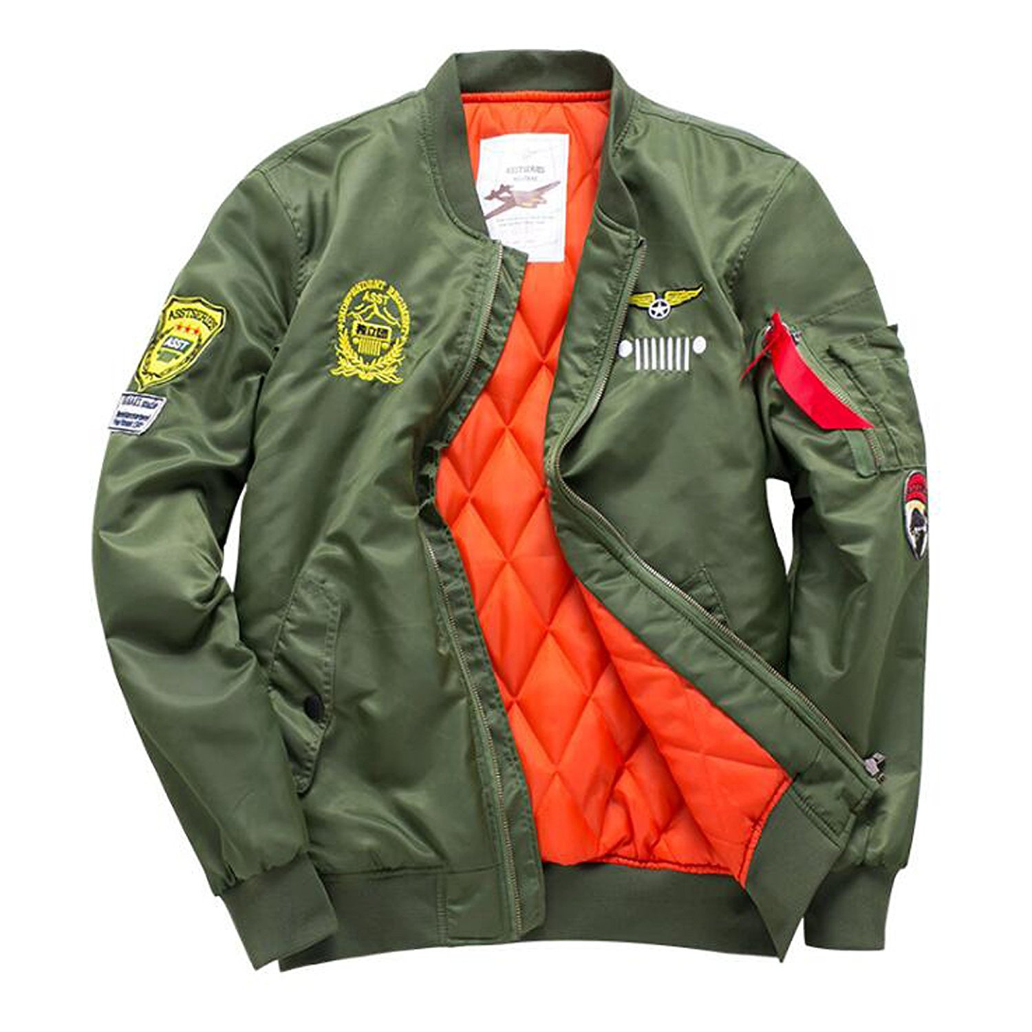1b58e2b91 Cheap Ma 1 Flight Jackets, find Ma 1 Flight Jackets deals on line at ...