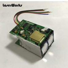 Optical Instrument Laser Rangefinder Module Distance meter Module, RS232 & TTL Output