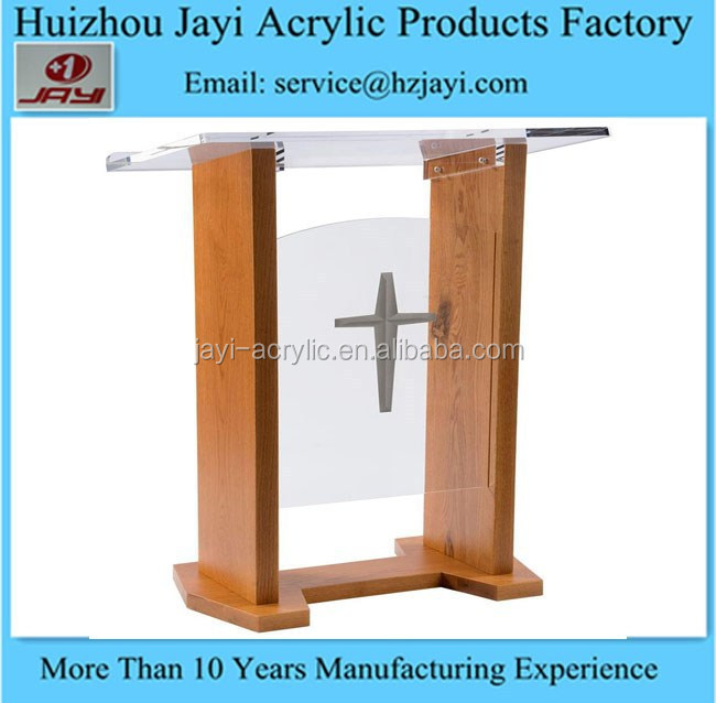 China Supplier Wholesale Acrylic Lecture Stand And Church Pulpit ...