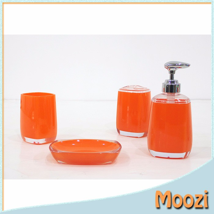 Factory Price PS wholesale High Quality Eco-Friendly Plastic Bath Accessory