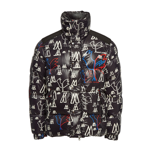 OEM Custom Logo Men Winter Wears Printed Down Jacket