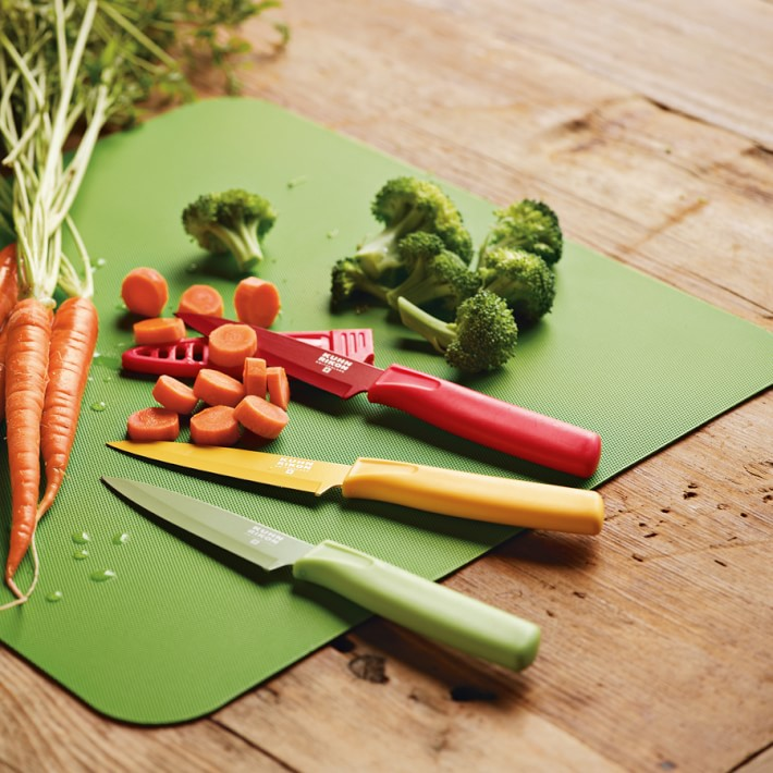 High quality durable silicone folding kitchen chopping board