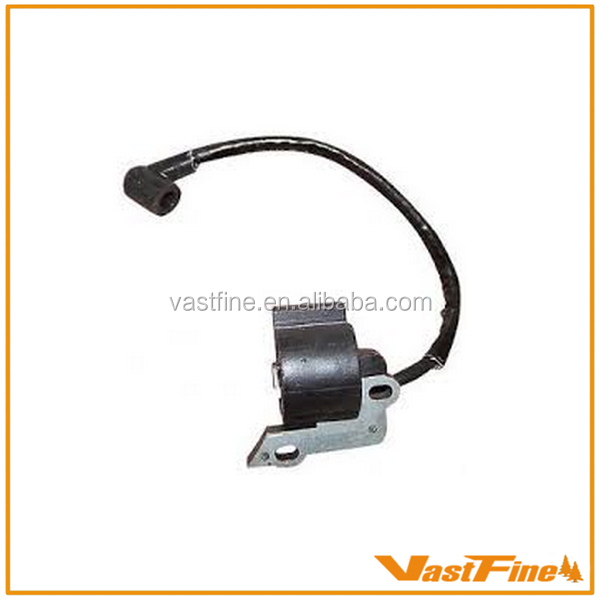 High quality hot sale chainsaw new replacement ignition coil for partner 350 351