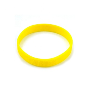High Quality Custom Basketball Rubber Bracelet Silicone Wristband