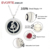316L Stainless Steel 30mm Magnetic Diffuser Aroma Locket Necklace