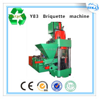 Y83-3150 aluminum scrap briquetting machine copper turnings briquette press(High Quality)