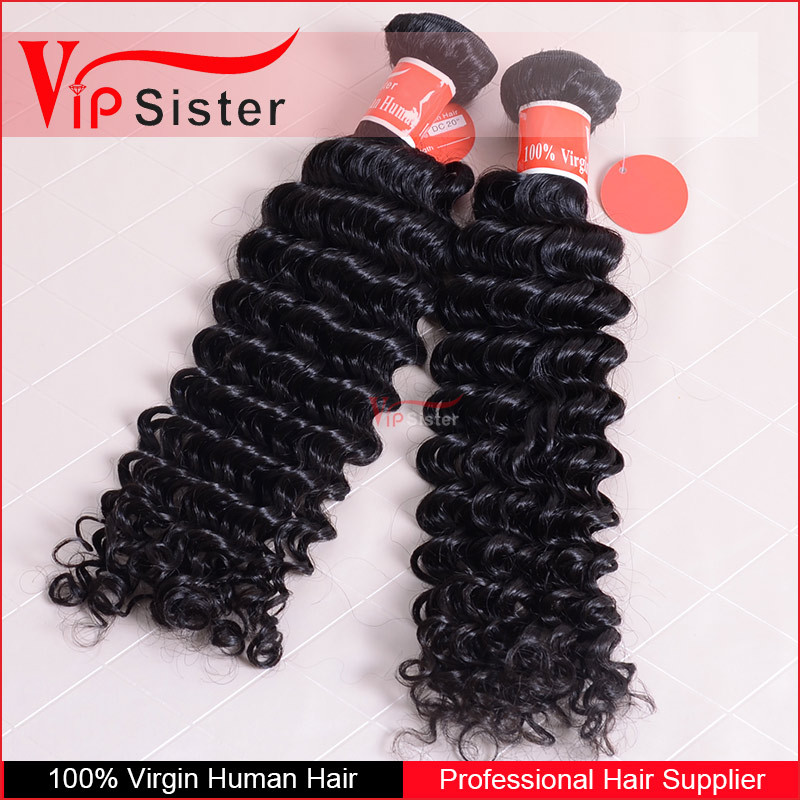 8a Grade cuticle aligned virgin brazilian human hair ocean wave wholesale weave in new york