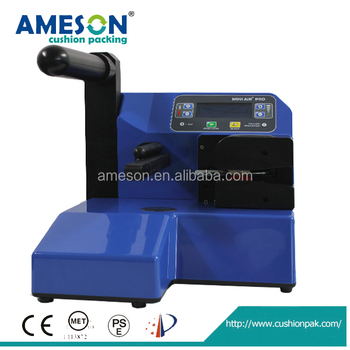 Air cushion machine for fast speed big volume industrial use