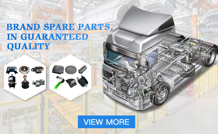 European Truck Chassis Parts