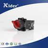 DB-EK2465 2/3 position red/green illuminated selector switch