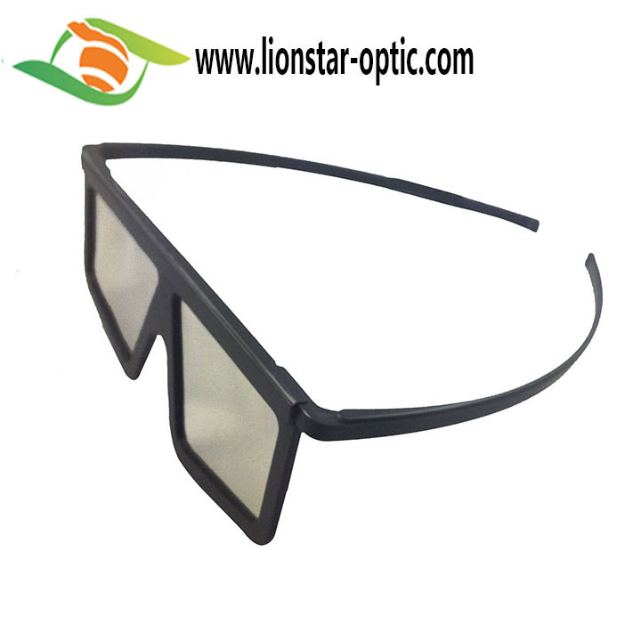 Cheaper Price Cinema 3D Glasses Linear Polarized Glasses Circular Polarized Glasses Wholesale