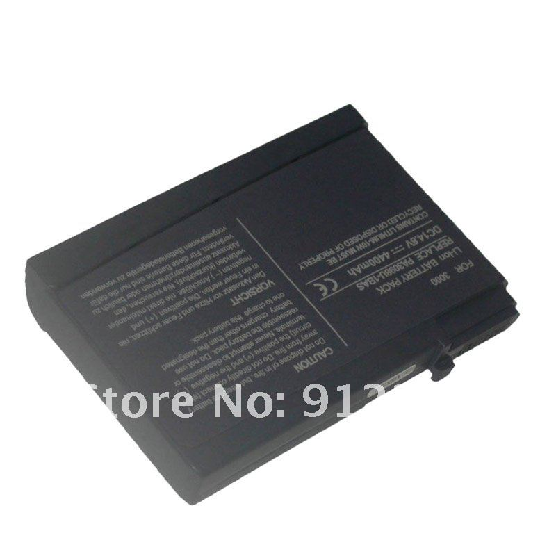 repalcement laptop battery for toshiba PA3098