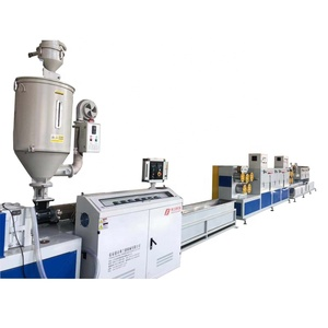 PP PET packing strap making machine / PP packing straps production line