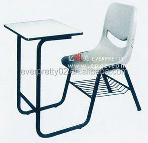 Chinese Manufacture Supplier University School Furniture School Desk and Chair Sets