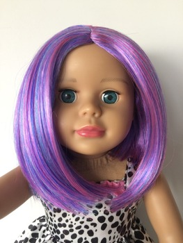 bobo colorful american girl doll wigs bjd doll wigs buy american