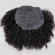 140g human hair ponytail afro kinky curly drawstring ponytail extensions, brazilian virgin hair pony tail afro kinky curly hair