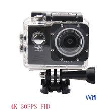 4k action sport camera digital waterproof camera 1080P helmet camcorder pfilmadora full hd wifi dv camera 30fps bike camera
