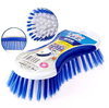 HQ2618 wonderful cleaning capability PP plastic long bristle laundry brush