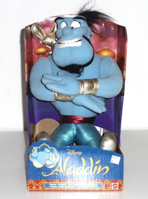 Disney's Aladdin Genie 12 Inch Plush Toy - 1992 Edition