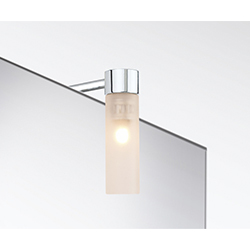 Ip44 Ce Led Bathroom Mirror Lamp/cabinet Light,Polished Chrome ...