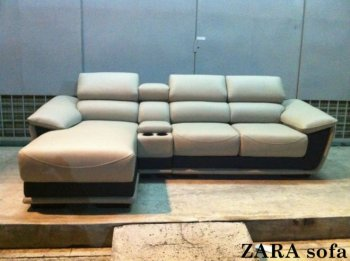 Zara Sofa Recliner L Shape Cornering