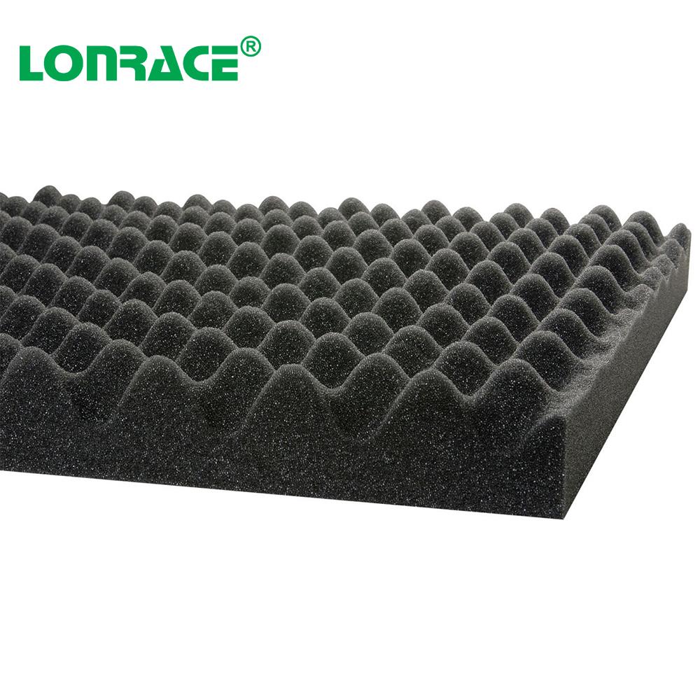 sound absorbing sponge acoustic white foam underlay 15m2 roll