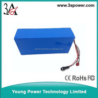 high current lifepo4 battery pack 60v 60ah 70ah 80ah 100ah car battery pack with bms and charger lithium battery