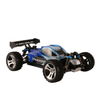 WL toys rc car A959 2.4G 1:18 scale 4wd cross country rc car rc buggy Racing Car High Speed Stunt SUV Toy Gift