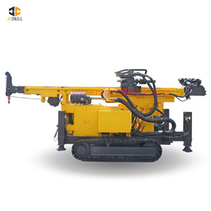 JRC300 best price diesel engine mounted hydraulic RC diamond core drilling rig