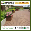 Acid-resistant outside wood plastic composite flooring cheap price wpc flooring