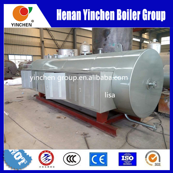 Electrical central hot water heating boiler from Henan Taikang