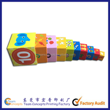 Educational Children Stacking Toy Manufacturer