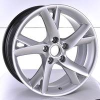 16~21inch alloy wheel rims aluminium car rims ET35/45/50 for aftermarket & original