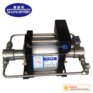 pneumatic driven high pressure CO2 filling/transfer pump