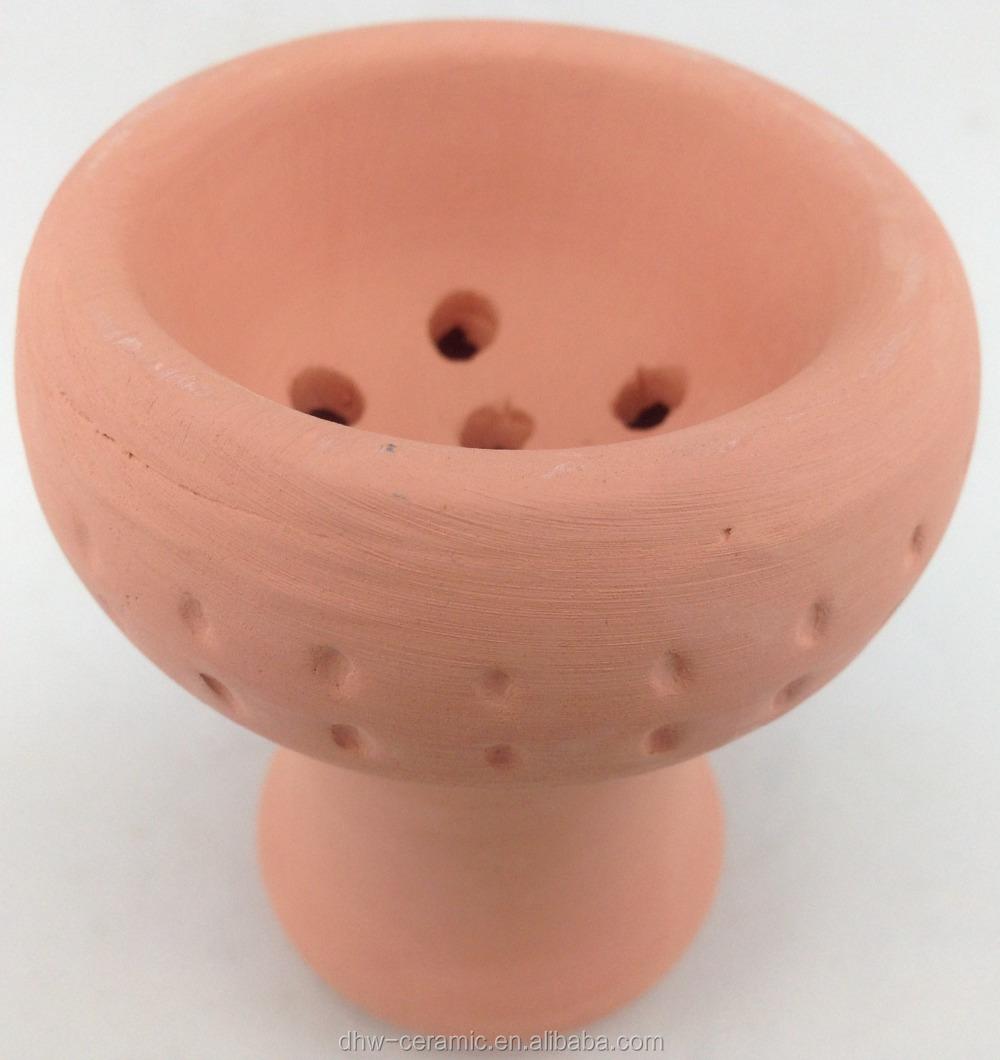 DHW075-2 ceramic clay kaya shisha smoking shisha hookah bowl shisha head фото