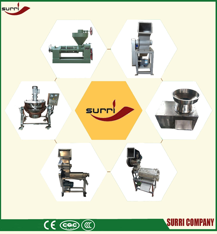 Surri Professional Citrus yam bean Fruit Juice Extractor machine