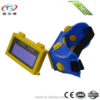 automatic solar automatic welding goggles eye glass safety welding mask