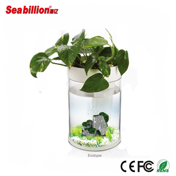 Coffee Table Fish Tank For Sale Mini Acrylic Fish Tank With Aquarium Led Lighting View Aquarium Tank Seabillion Product Details From Zhongshan Sea