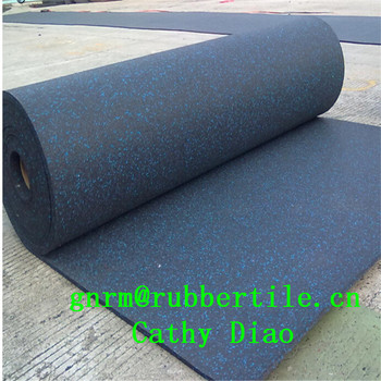 Trade Urance Outdoor Rubber Flooring