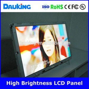 32inch 1000nit LCD Advertising TV Screens Indoor Advertising Panel,32 inch replacement lcd tv screen, lcd player