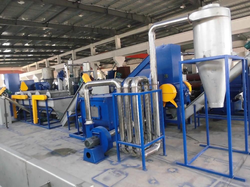 Suzhou Plastic Recycling Machine Pet Bottle Washing Line