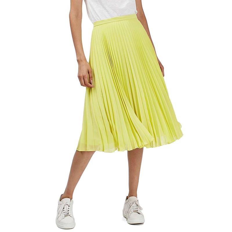 2eb231f3524a Venta al por mayor faldas de gasa largas-Compre online los mejores ...