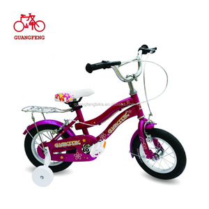 Pink Color Baby Girl Bike Bicycle 16 Inch
