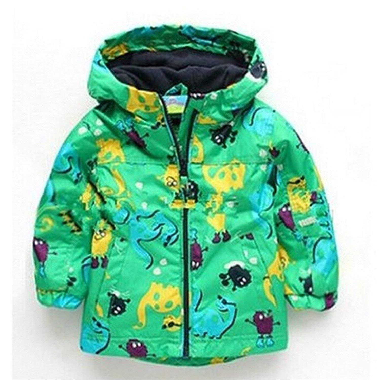 Mofgr Children Jackets Polar Fleece Children Outerwear Warm Sporty Kids Waterproof Windproof Boys Tops For 3-12T